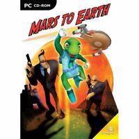 MARS TO EARTH - 3D PC Puzzles - CD-ROM - NEW