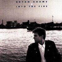 "BRYAN ADAMS ""INTO THE FIRE"" CD NEW"