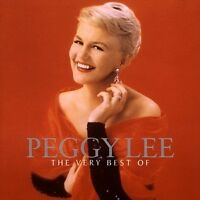 """PEGGY LEE """"THE VERY BEST OF"""" CD NEW"""