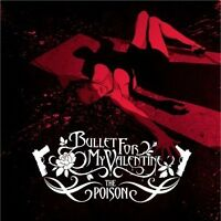 BULLET FOR MY VALENTINE THE POISON CD NEW!