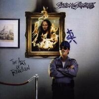 "SUICIDAL TENDENCIES ""THE ART OF REBELLION"" CD NEW"