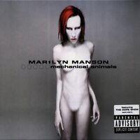 "MARILYN MANSON ""MECHANICAL ANIMALS"" CD NEW"