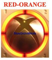 XBOX 360 Ring of Light MOD KIT ROL 5 Red Orange LED