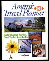 [19207] 1998 AMTRAK TRAVEL PLANNER BROCHURE