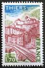 TIMBRE FRANCE NEUF N° 1904 ** THIERS
