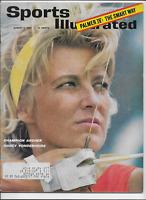 August 5, 1963 Nancy Vonderheide Archery Sports Illustrated