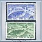1949 Vaticano Posta Aerea UPU n. 18/19 Nuovi **