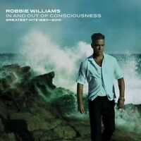 """ROBBIE WILLIAMS """"IN AND OUT OF CONSCIOUSNESS..""""2 CD NEW"""