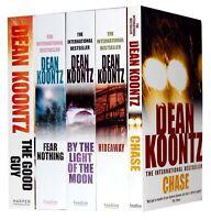 Dean Koontz Collection 5 Books Set New RRP: £ 34.95 Odd