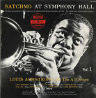 Louis ARMSTRONG At Symphony Hall vol. 1 Japanese LP MCA