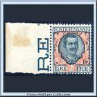 1923 Italia Regno Floreale L. 2 n. 150 Nuovo Integro **