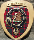 Scottish Gifts MacKinnon Family Clan Crest Wall Plaque