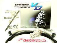 BLITZ VD BOLT-ON BLOW OFF VALVE BOV KIT FOR 95-98 240SX S14 SR20DET