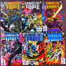 Marvel Comics FANTASTIC FORCE #1-6 Set Lot Run Four Future Marvel Universe