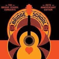 BRIDGE SCHOOL CONCERTS-25TH ANNIVERSARY EDITIO 2 CD NEW