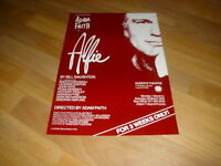 ADAM FAITH   in   ALFIE  1993  Queens  Theatre  Original Poster