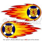 SCOTLAND Scottish Fireball-Fire-Flaming 5