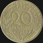 20 centimes 1988 marianne (mc874)