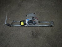 PEUGEOT 406 FRONT WIPER MOTOR AND MECHANISM 1999