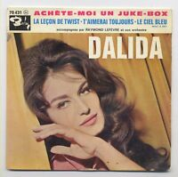 Dalida, achete moi un juke box, EP