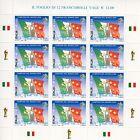 Repubblica 2006 Italia Campione del Mondo minifoglio **