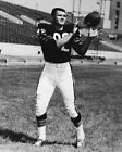 1960s Chicago Bears Tight End MIKE DITKA Vintage 8x10 Photo NFL Football Print