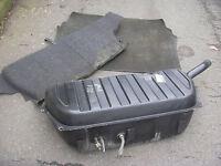 """Tank Kraftstoffbehälter """"groß"""" 70 Liter m. Teppiche Mercedes-Benz 190 W201 W 201"""