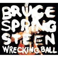 BRUCE SPRINGSTEEN - WRECKING BALL  CD 11 TRACKS NEW