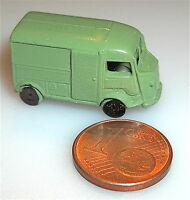 Citroen HY Lieferwagen METALL grün  Kleinserie 1:160   å