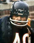 1960s Chicago Bears GALE SAYERS Glossy 8x10 Photo NFL Football Print Runningback