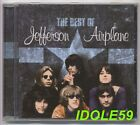 Jefferson Airplane, the best of, CD