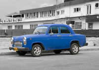 Original Poster Print - Cuba Havana Street Car *DISCOUNTED OFFERS* A3 / A4