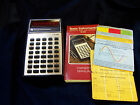 VINTAGE TEXAS INSTRUMENTS TI-30 CALCULATOR