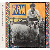 PAUL MCCARTNEY /LINDA  MCCARTNEY,- RAM (SPECIAL EDITION) 2 CD NEW