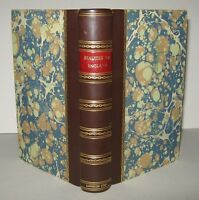 BEAUTIES OF ENGLAND 1757 TRAVELLING POCKET COMPANION LUCKOMBE LEATHER LONDON