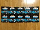 50 Gillette Sensor Regular Shaver Razor Blade Refill Cartridges Genuine 10 Packs