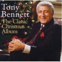 TONY BENNETT - THE CLASSIC CHRISTMAS ALBUM  CD NEW