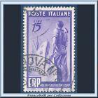 1949 Italia Repubblica E.R.P. L. 15 Usato n. 602 ERP