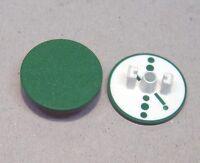 Moeller RMQ22 Einlegeschild für Drucktaster Grün Blanko  NEU