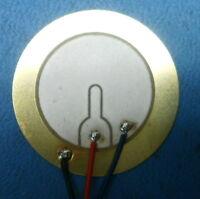 50X 35mm Piezo transducer, piezo disk pre wired, piezo disk, piezo, buzzer,