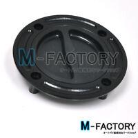 Black CNC Fuel Gas Cap Suzuki 4/8 bolts GSX-R600 R750 R1000 1997-2001 98 99 00