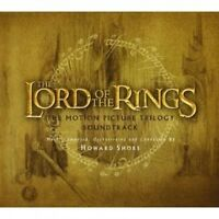 HOWARD SHORE (COMPOSER)/OST- LORD OF THE RINGS,THE-BOX SET 3 CD  SOUNDTRACK NEW