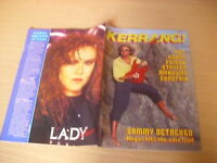 KERRANG  Great Classic Rock / Heavy Metal magazine   #149