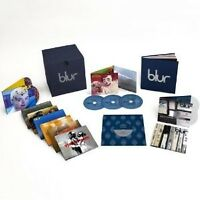 "BLUR ""BLUR 21: THE BOX"" 17 CD+3 DVD+7"" VINYL NEW"