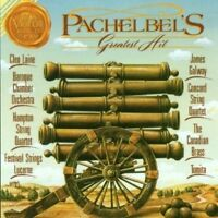 BAUMGARTNER/FSL/+ - PACHELBEL'S GREATEST HITS  CD 8 TRACKS CLASSIC BEST OF NEW