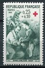 STAMP / TIMBRE FRANCE NEUF LUXE ** N° 1508 ** CROIX ROUGE AMBULANCIERE