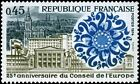 STAMP / TIMBRE FRANCE NEUF LUXE N° 1792 ** CONSEIL DE L'EUROPE