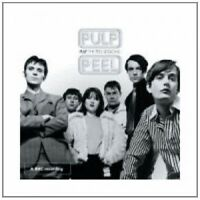 PULP - THE COMPLETE PEEL SESSIONS; 2 CD 29 TRACKS ALTERNATIVE ROCK/BRIT-POP NEW