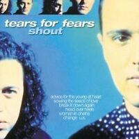 TEARS FOR FEARS - SHOUT  CD NEW