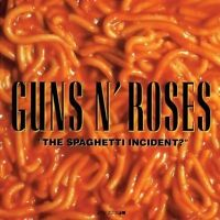 GUNS N' ROSES - THE SPAGHETTI INCIDENT  CD  12 TRACKS CLASSIC ROCK & POP  NEW